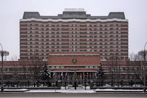 Hotel Président, Moscou, Russie